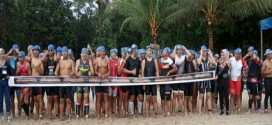 Bupati Bangka Buka Sungailiat Triathlon 2019