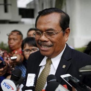 indonesias-attorney-general-muhammad-prasetyo-speaks-journalists-about-upcoming-executions
