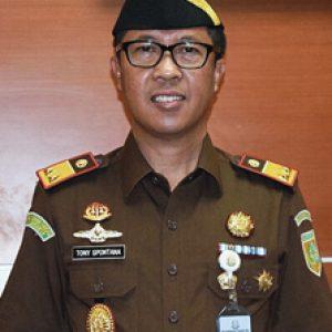 Kajati DKI Jakarta, Tony Tribagus Spontana