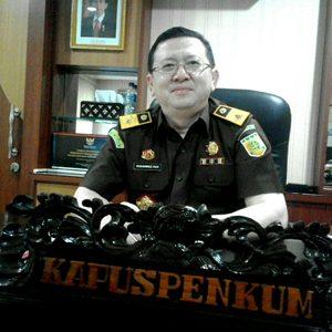Kepala Pusat Penerangan Hukum (Kapuspenkum) M. Rum