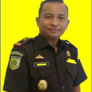 Kepala Kejaksaan Negeri Barito Utara, H. Basrulnas, S.H.