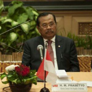 Jaksa Agung H.M. Prasetyo