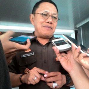 Jaksa Agung Muda Tindak Pidana Umum Kejaksaan Agung Noor Rachmad, Disela Rapat Kerja Teknis Tahun 2018, Di Gedung Pidum, Jakarta Selatan, Rabu (1/8).