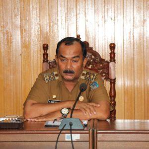 Wakil Bupati Kabupaten Tanjung Jabung Barat, H. Amir Sakib