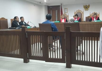 PN Jakarta Pusat Gelar Sidang Dugaan Pelanggaran Aturan Pemilu