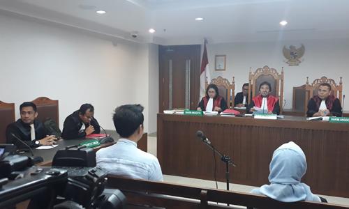 Dinilai Melakukan Pelanggaran Kampanye, Hakim Vonis Dua Caleg PAN 3 Bulan Penjara