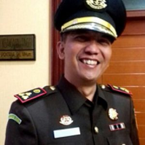 Kuntadi, SH, Kepala Kejaksaan Negeri Jakarta Pusat
