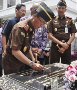 Kajati DKI Tegaskan Seluruh Kejaksaan Di Jakarta Wujudkan WBK Dan WBBM