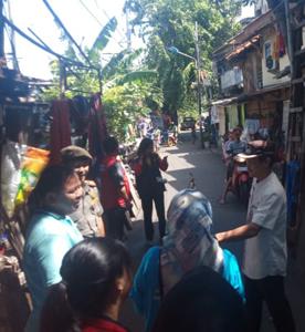 Kelurahan Pekojan Gelar Grebek Pemberantasan Sarang Nyamuk