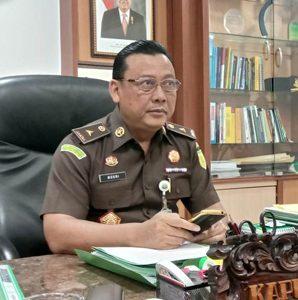 Dr Mukri, Kepala Pusat Penerangan Hukum Kejaksaan Agung
